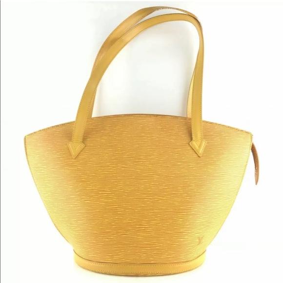 Louis Vuitton Handbags - Authentic Louis Vuitton Saint Jacques Tote VGUC